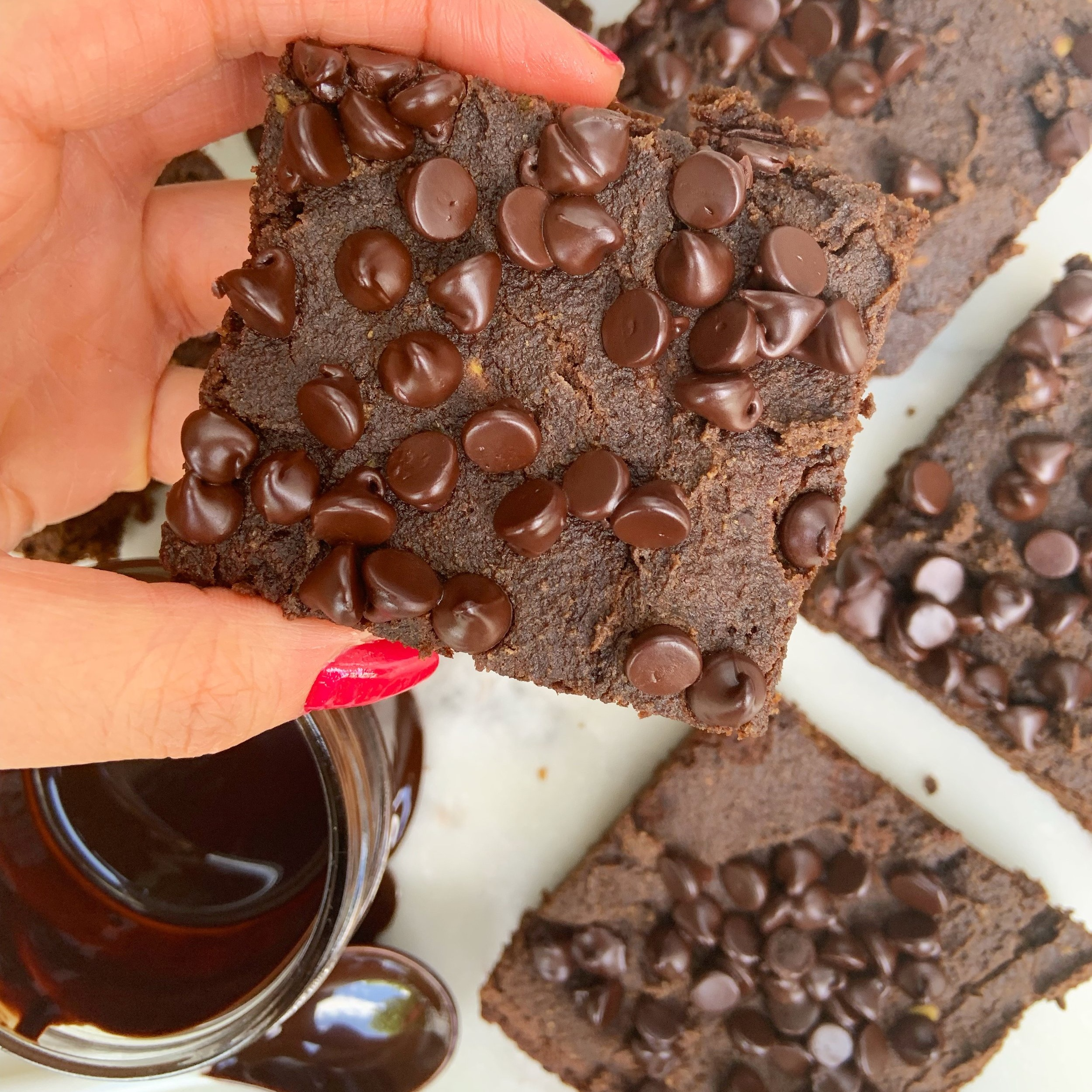 Avocado Brownies -