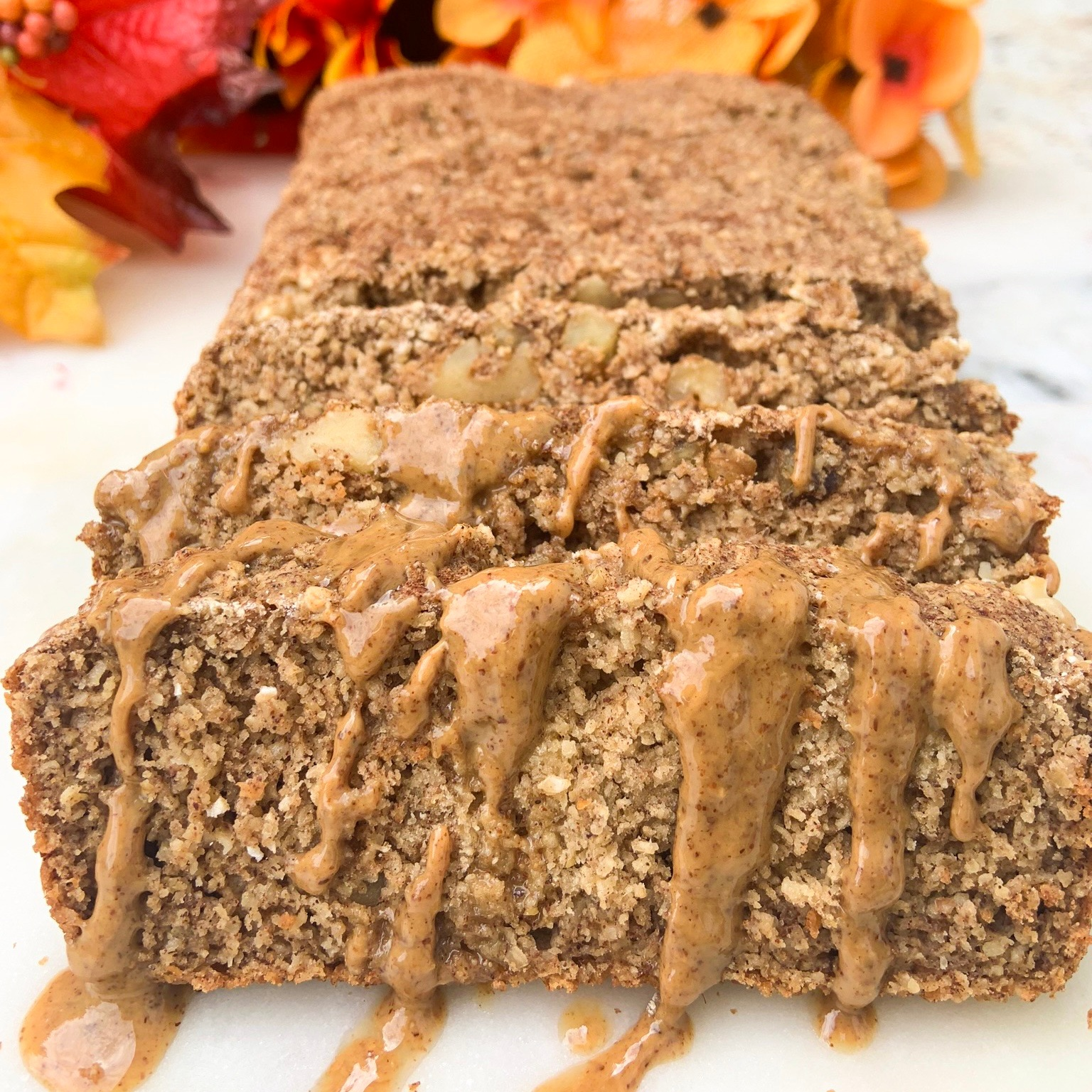 Apple Cinnamon Loaf -
