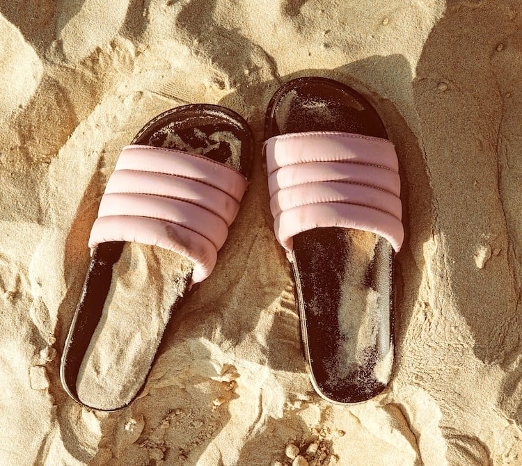 NYC Beware: Summertime SLIDES Cause More Foot Pain Than