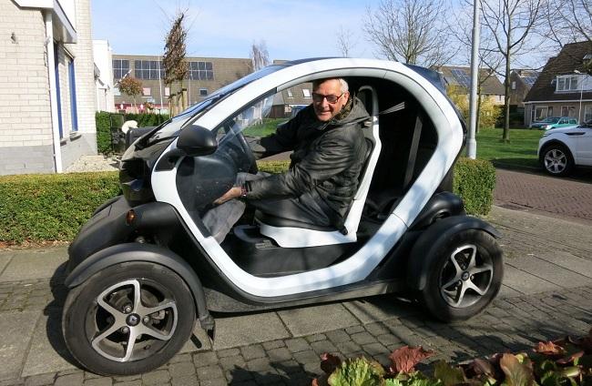 Op pad met de zuinigste elektrische auto; de energietransitie kan ook gewoon leuk zijn