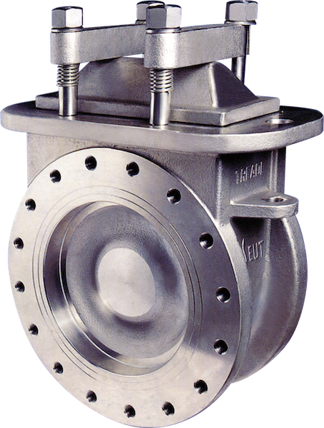 Blind Flange Valve - New and improved 100% tight blind flange valve, with multiple certifications.