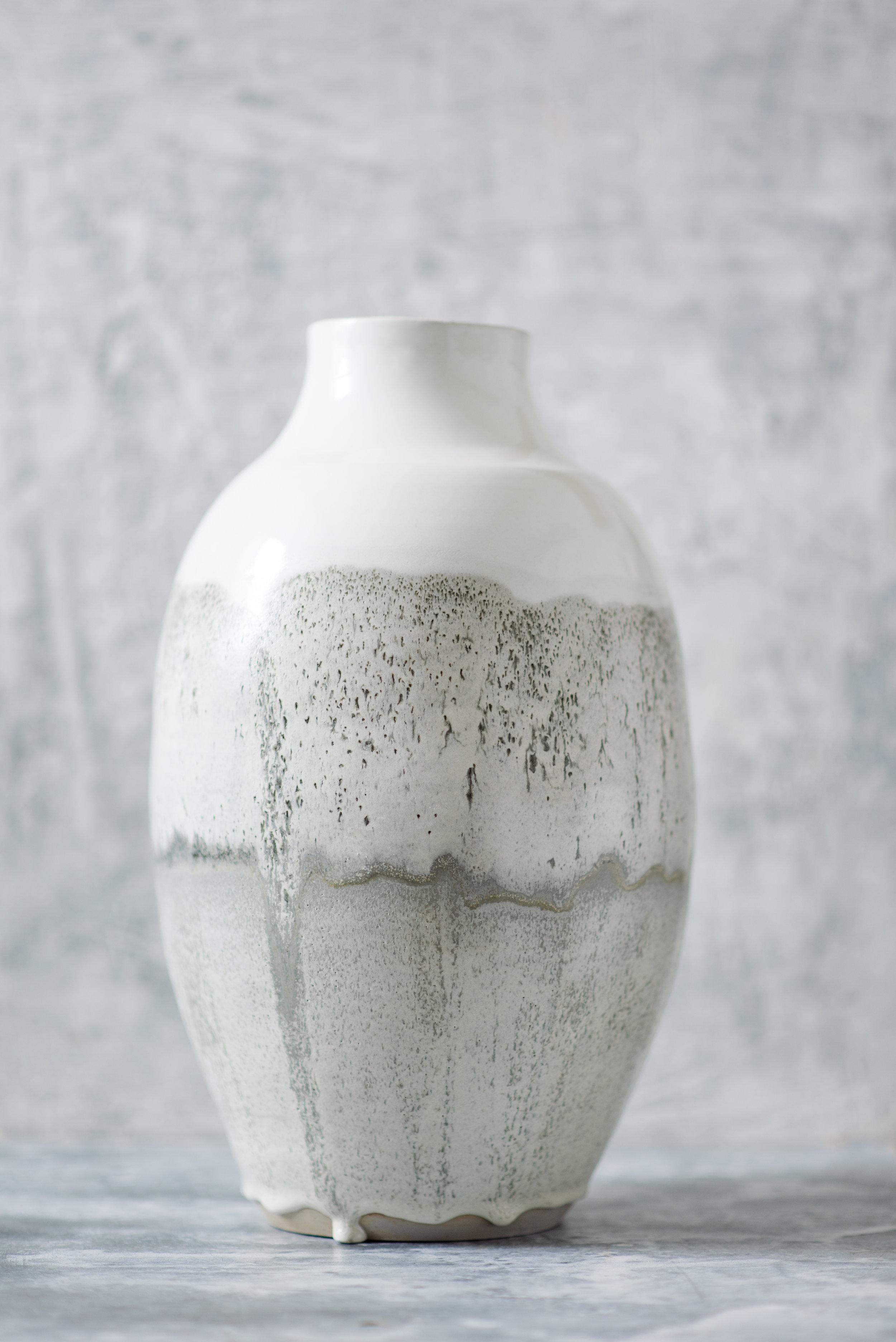 Large Bottle Vase