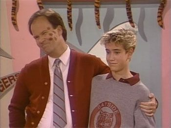 It was originally Mr. Belding who put the PAL in principal.