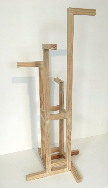 Natalie Finnemore, 'Display' maquette, 2019