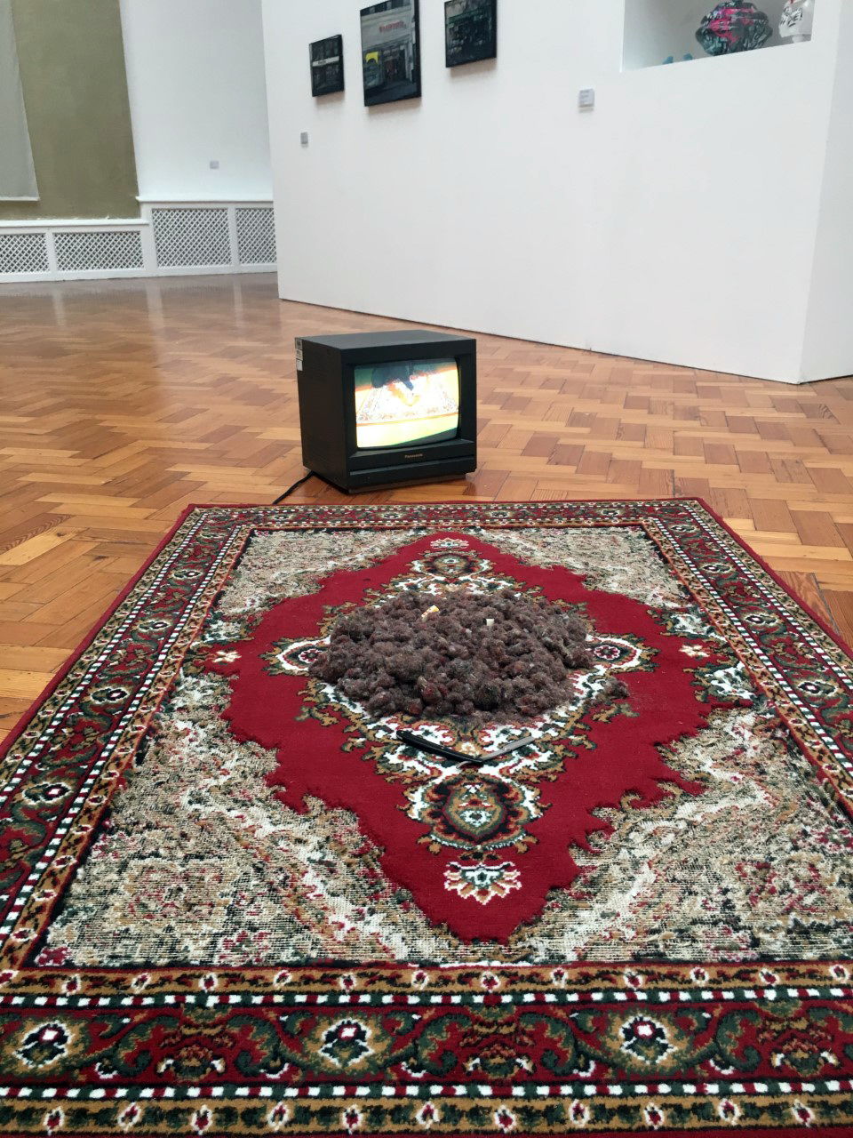 Omid Asadi, 'Four Corners' (2018)