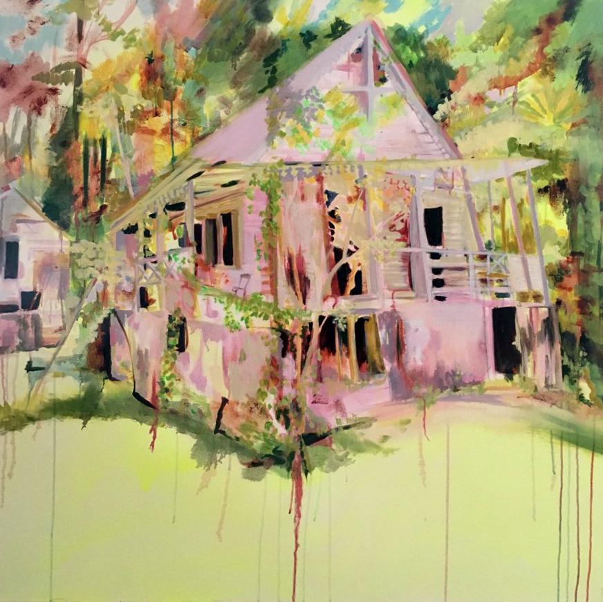 Julie Moss, 'Plantation House' (2017)