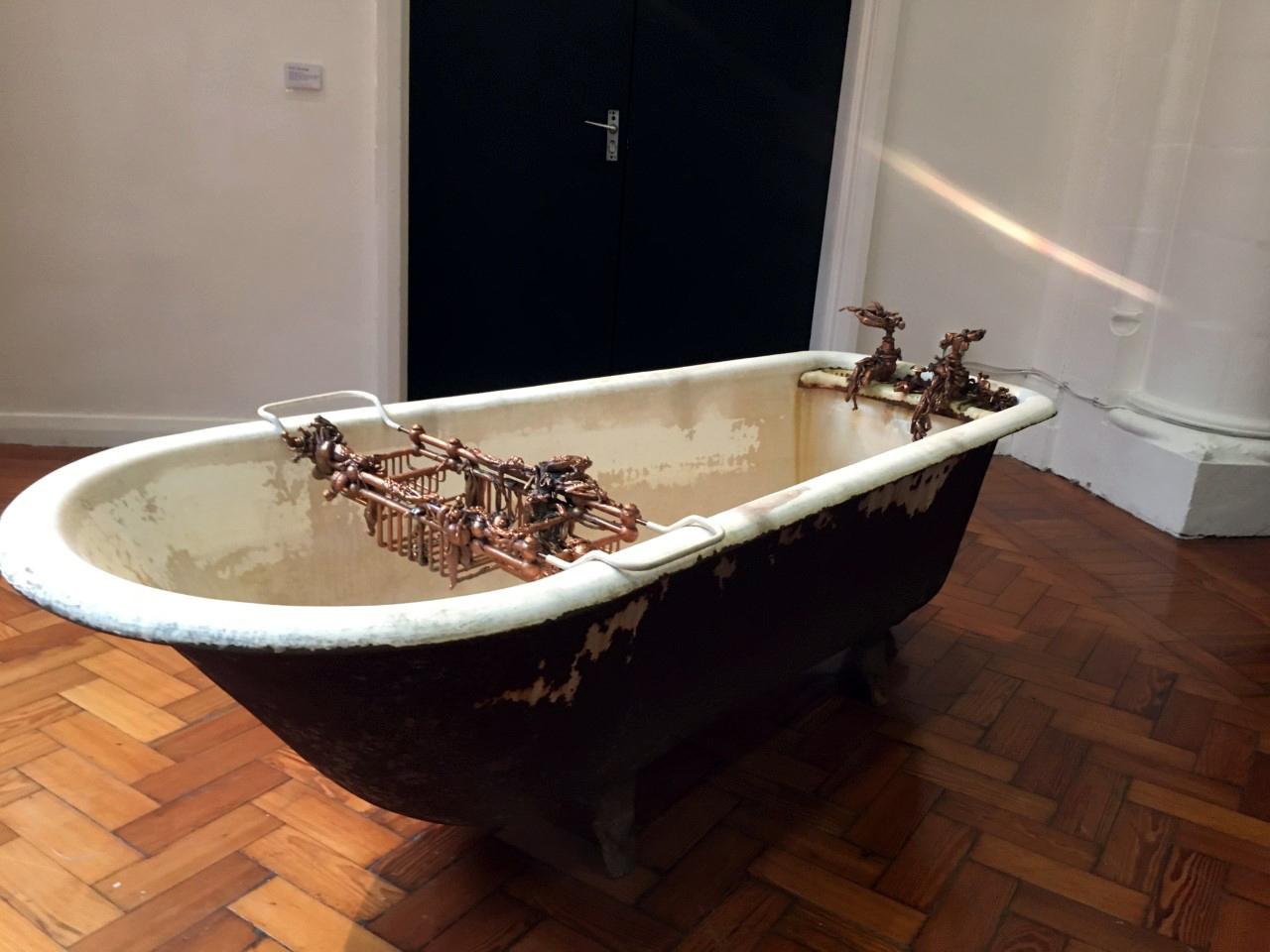 Katrin Spranger, 'Aquatopia Bath' (2018)