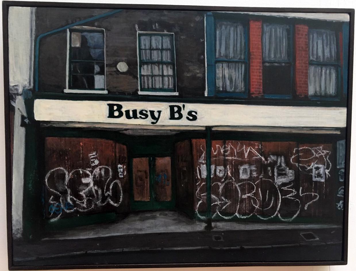 Michelle Heron, 'Busty B's, Ramsgate' (2019)