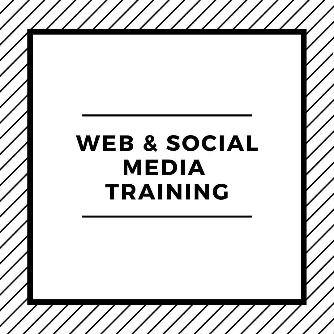 What's included: - + Current social media audit+ SWOT analysis of your online presence+ Customized curriculum based on your needs & goals+ Up to 20 staff members+ Workshop room+ Coffee & snacks+ 4 hour training