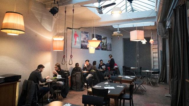 24heures | Bon plan - Le Zinéma s'associe à la Cantine du 56 pour lancer des brunches novateurs, avec chaque semaine un restaurateur différent derrière les fourneaux…