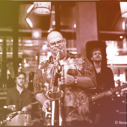 CARTE BLANCHE ANDRÉ LARUEAndré Larue Groove Street avec Maude Brochu Kekilombo latin jazz projectAmen Deniro et Marius Larue - D'AUTEUIL / 21h00