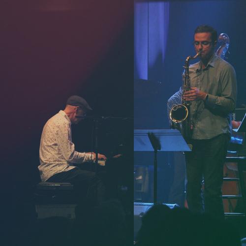 GILLES BERNARD DUOSérie «Jazz et chandelles» - HÔTEL CHATEAU LAURIER / 18h00 et 21h00
