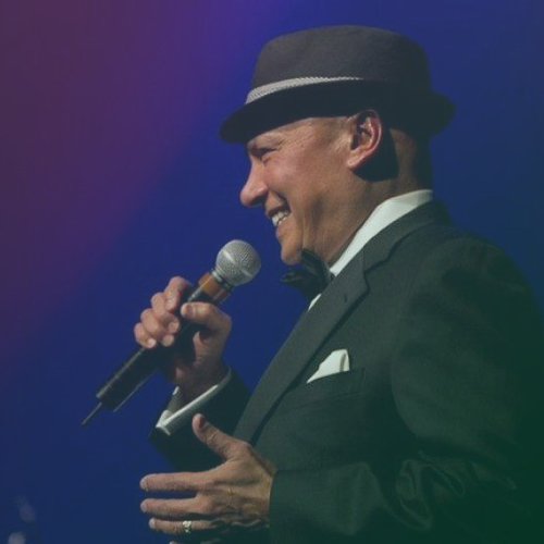 COLIN HUNTER: Crooner Show