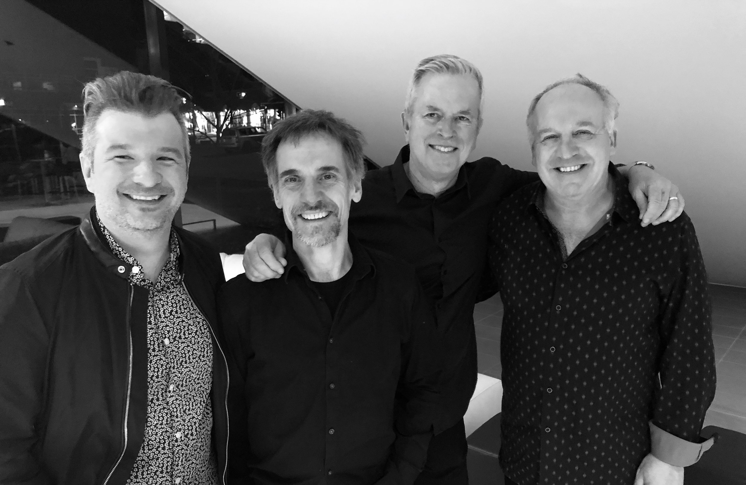 PAUL BROCHU ET L'UNDERCOVER QUARTET