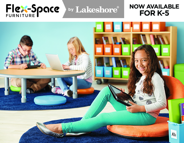 Lakeshore Learning Flex Space