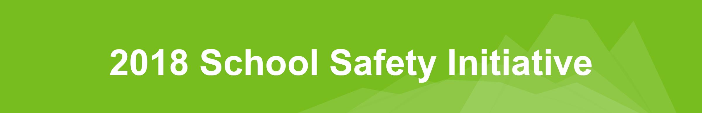 School Safety Initiative