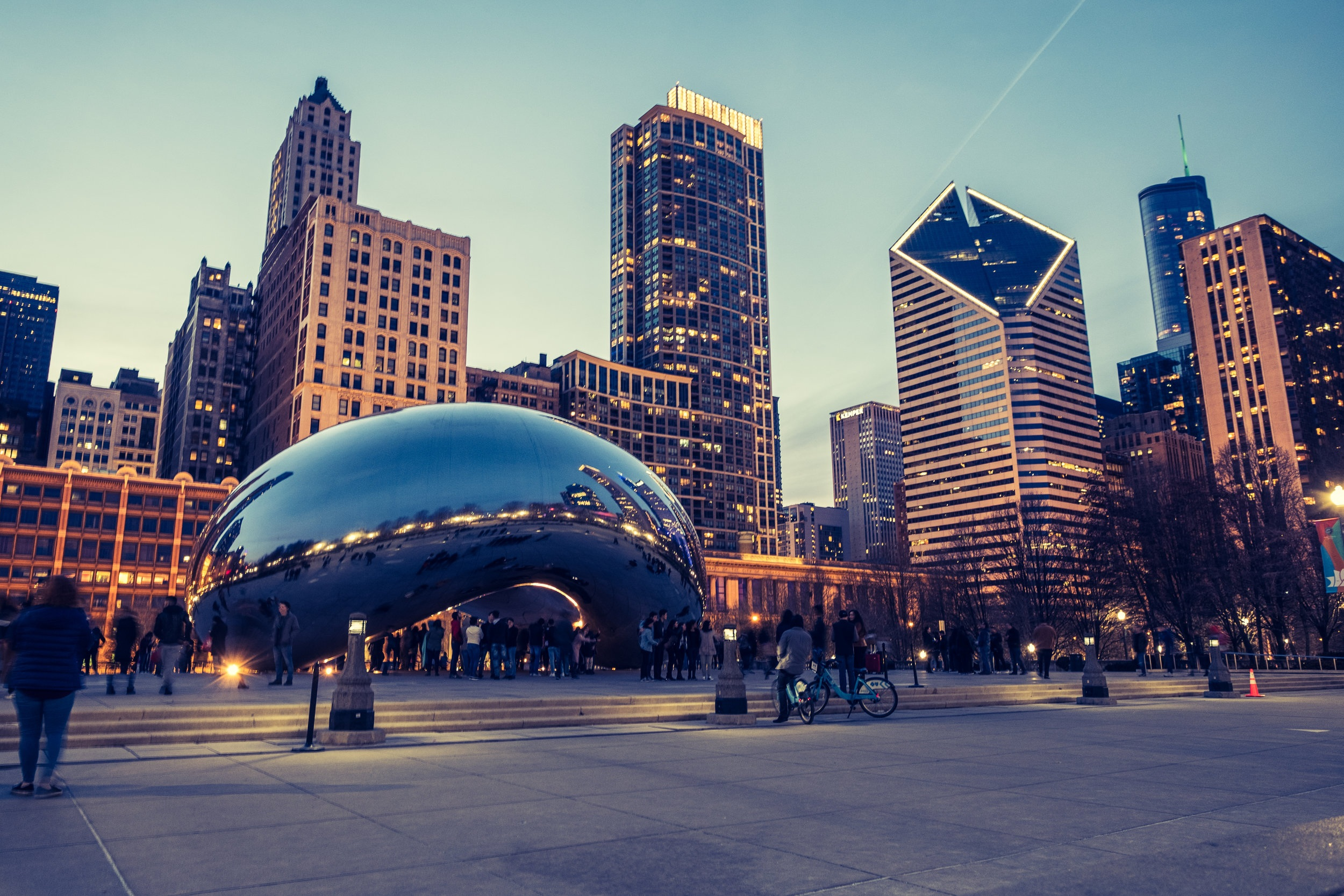 Chicago - The most popular destination for working millennials for nearly a decade. Get an insider's insight on where the hottest neighborhoods are.