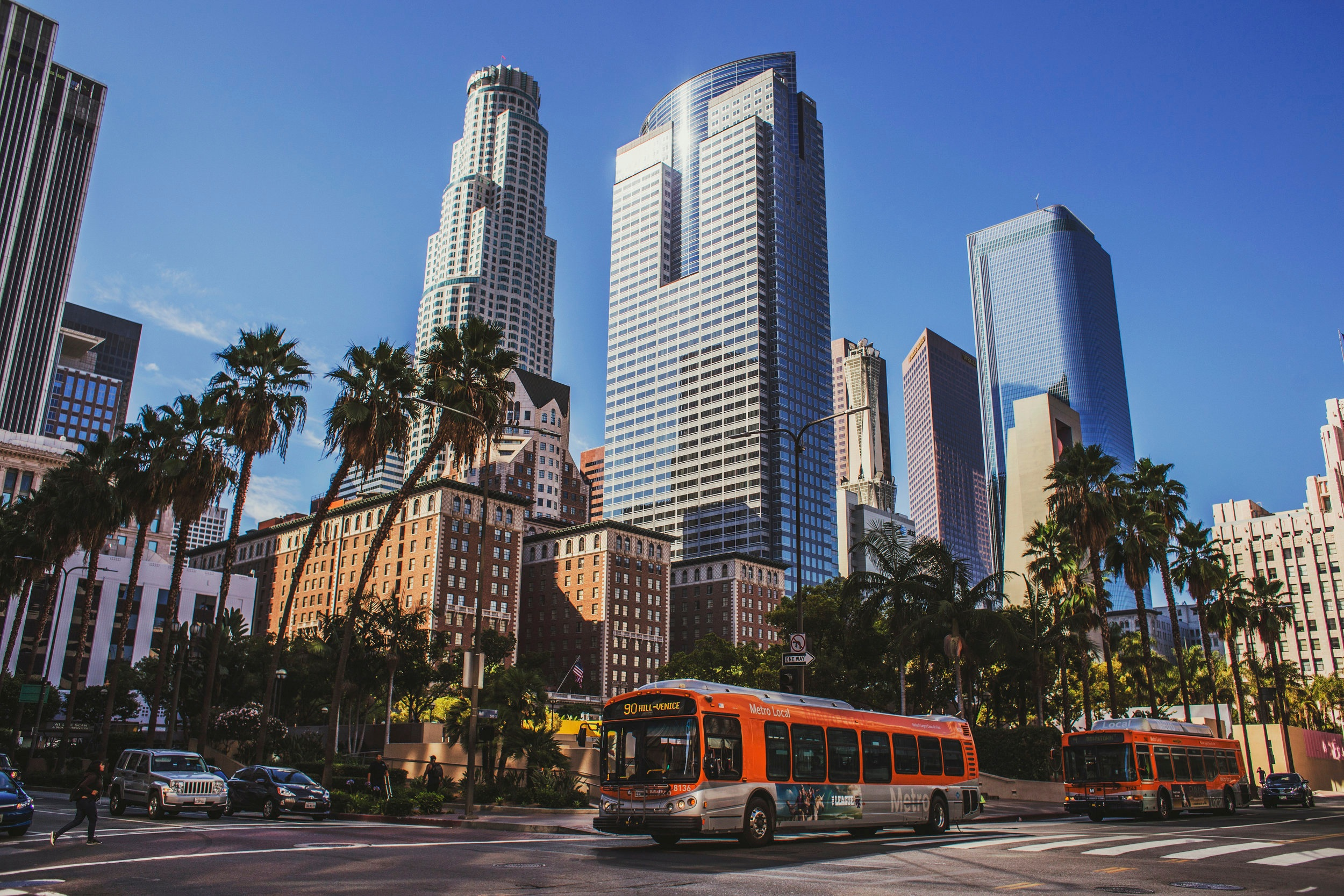Los Angeles - Live where the rest of the country vacations. Don't miss out on the opportunity to live and invest in this millennial hot spot.