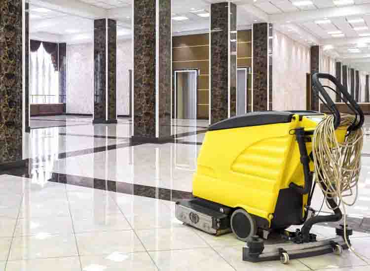 High Turnover Commercial Cleaning Contractor  Asking Price £325,000