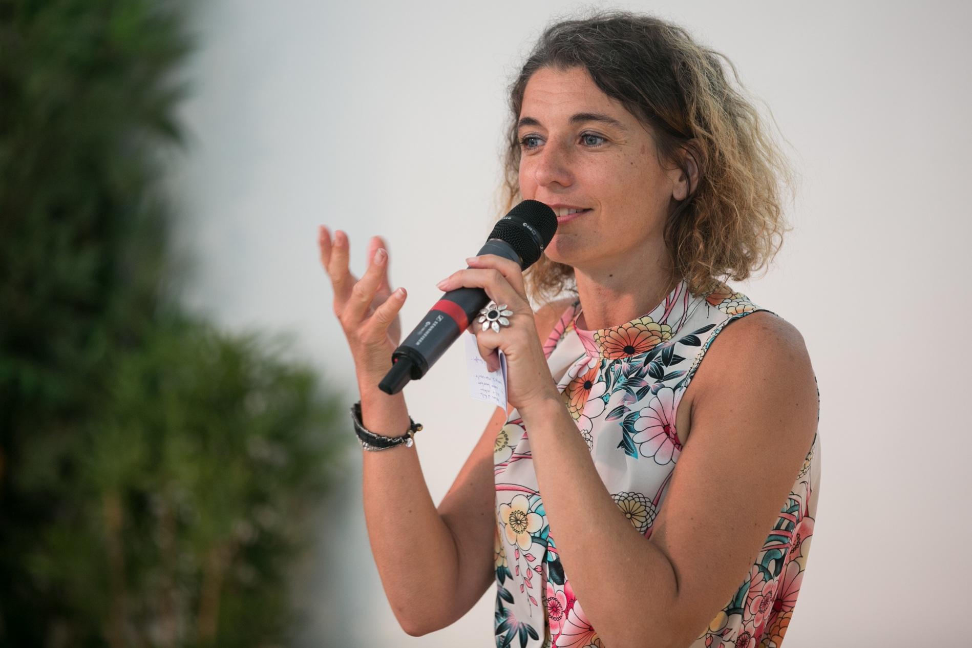 Caroline Loisel - Consultante, formatrice, speaker sur le futur du travail et la transformation des organisations