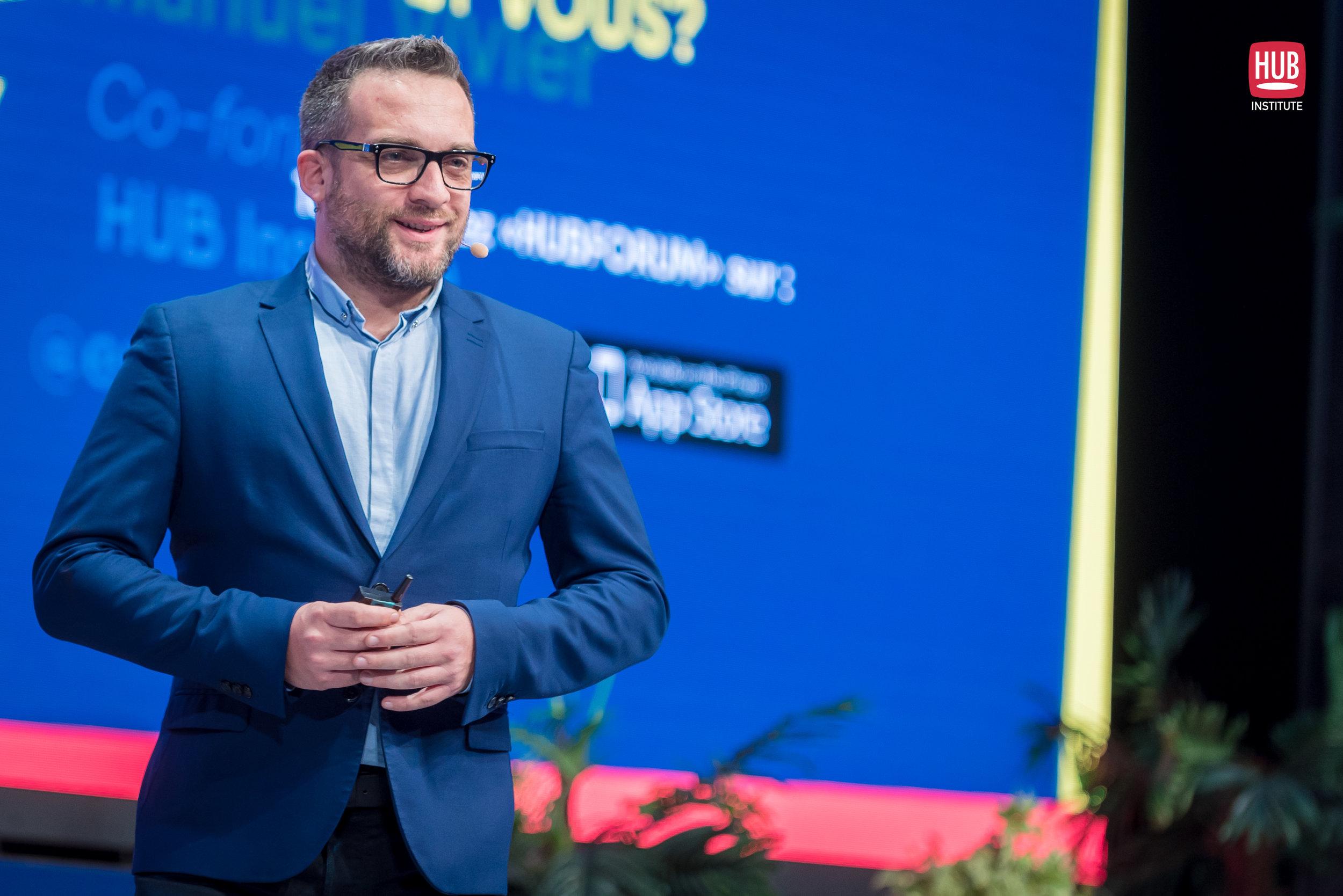 Emmanuel Vivier - Consultant, expert, speaker et auteur en transformation digitale