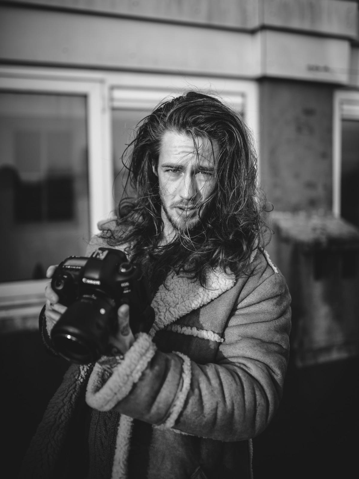 Nigel van der Horst - Human expression is art
