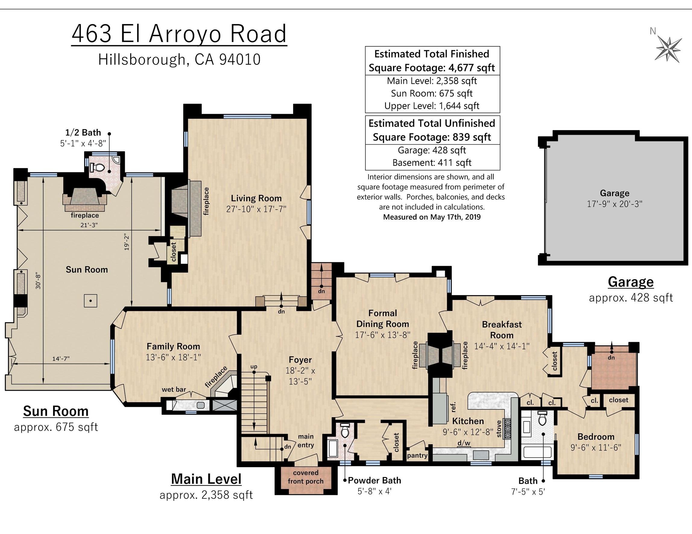463 El Arroyo main level.jpg
