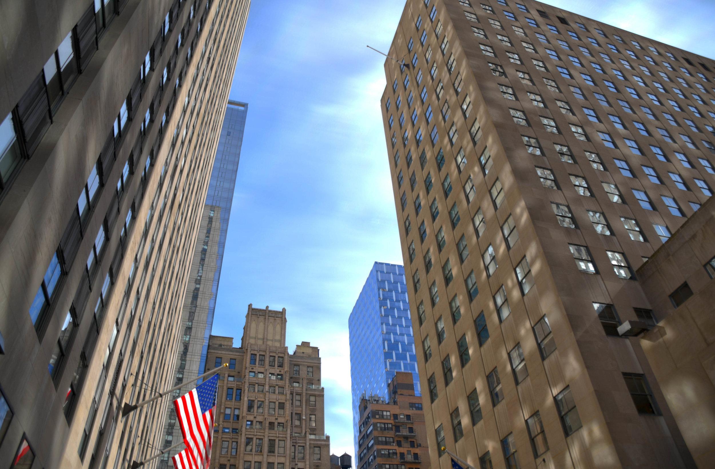 HDR'd New York