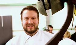 Chef Justin Raha