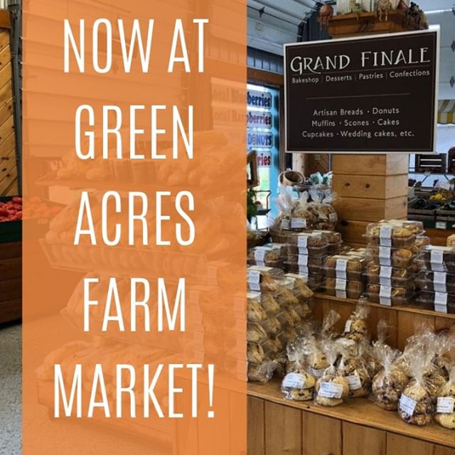 Look at all those tasty treats! Now you can multi-task with your fresh and local shopping list by perusing our baked goods at Green Acres Farm Market in West Olive--grab your fresh produce and your delicious bread, scones, muffins and more all at once! ✅⠀⠀⠀⠀⠀⠀⠀⠀⠀ .⠀⠀⠀⠀⠀⠀⠀⠀⠀ .⠀⠀⠀⠀⠀⠀⠀⠀⠀ .⠀⠀⠀⠀⠀⠀⠀⠀⠀ .⠀⠀⠀⠀⠀⠀⠀⠀⠀ .⠀⠀⠀⠀⠀⠀⠀⠀⠀ #farmfresh #shoplocal #freshbakedbread #freshbakedmuffins #greenacresfarmmarket #westmichiganshopping #farmersmarket #freshmarket #freshbakedbread #instamuffins #supportlocal #shopingrandhaven #farmersmarketwestmichigan