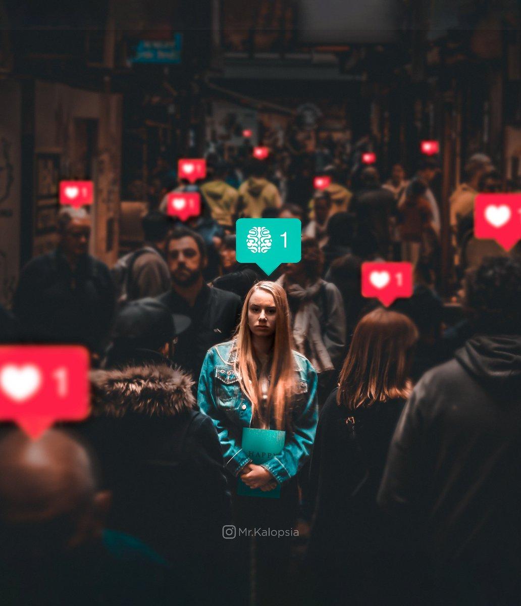 Awake in the digital world.. Photo by @mr.kolapsia