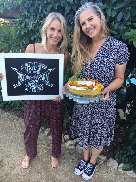 Made With Love Wellness  - Raw Vegan Pumpkin Pie