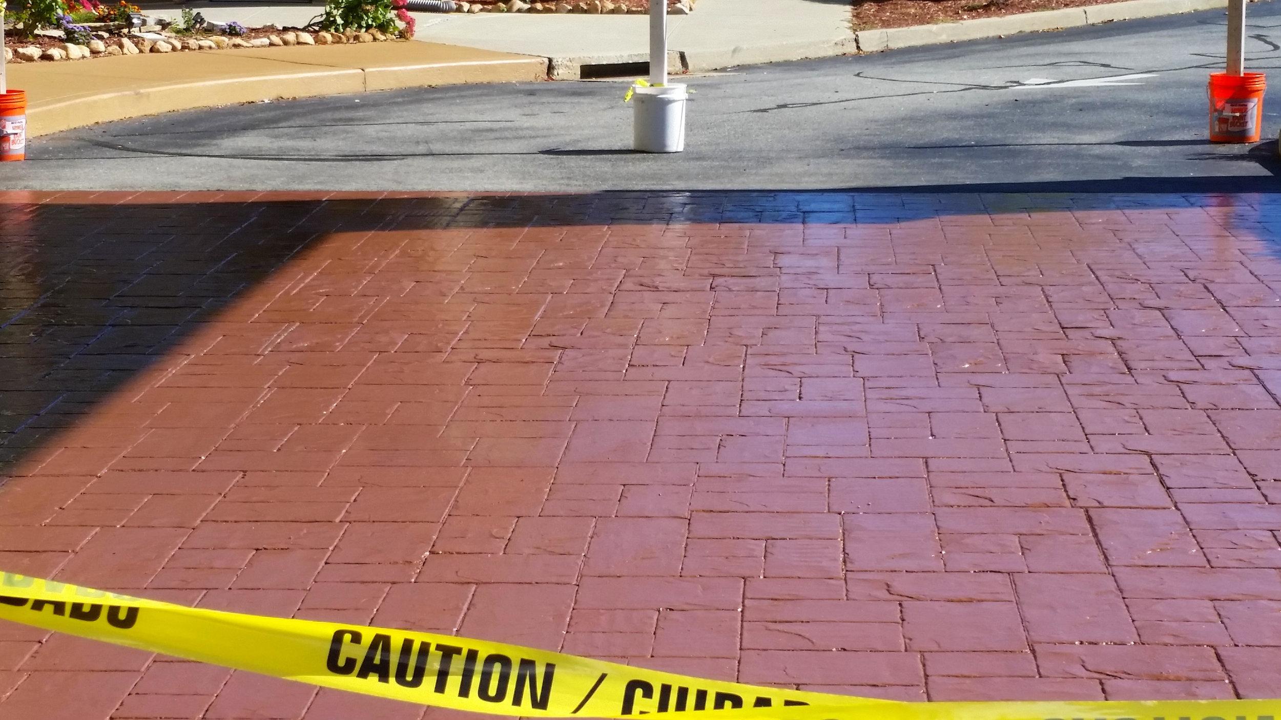 Concrete Restoration -