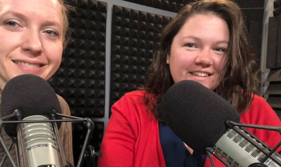 Breaking Free™ Podcast Co-Hosts Tiffany & Liv