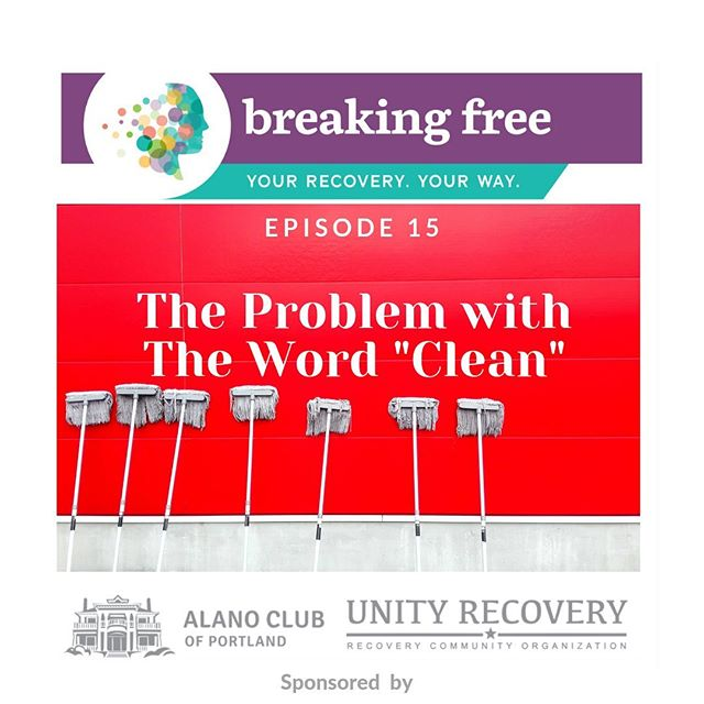 """New episode on the podcast! Link in bio 👆👆Show notes: In this episode Liv and Tiffany explore the word """"clean"""" from both a substance use disorder and recovery perspective and from a diet culture perspective.  We discuss the implication that for something to be clean it implies that its opposite is dirty. For example, describing yourself as clean from substances suggests that you were once dirty. Saying you eat clean implies that certain foods are dirty. It takes us into the unhelpful thought pattern of good or bad. Doing this increases shame and stigma for those who are struggling to find recovery, and it also demonizes food. That's not to mention the way it assumes privilege in being able to access more nutritionally dense foods and recovery resources.  We encourage our listeners to think about their use of the word """"clean"""" and try to use more neutral language that doesn't have a moral implication."""