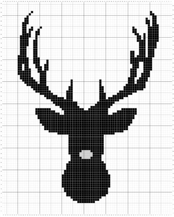 Deer-O-Deer-BW.png