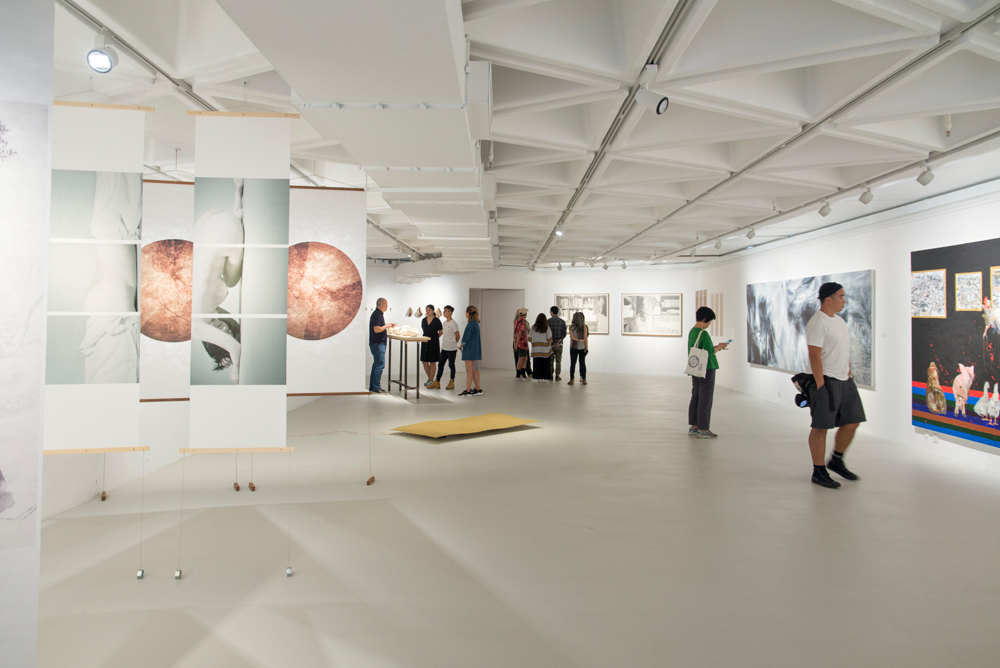 Graduate Exhibition - Pao Gallery, Hong Kong Art Centre 2019