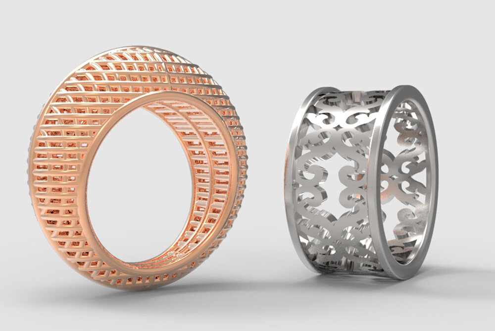 Short Course: for jewellers who would like to learn more about using 3D Printing in their work - Starting 12 November 2019