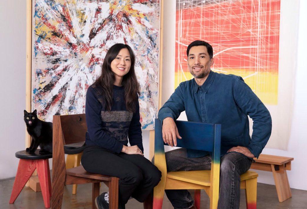 Zen Sekizawa and Mario Correa