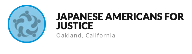 Petition and infographic created by Japanese Americans for Justice.
