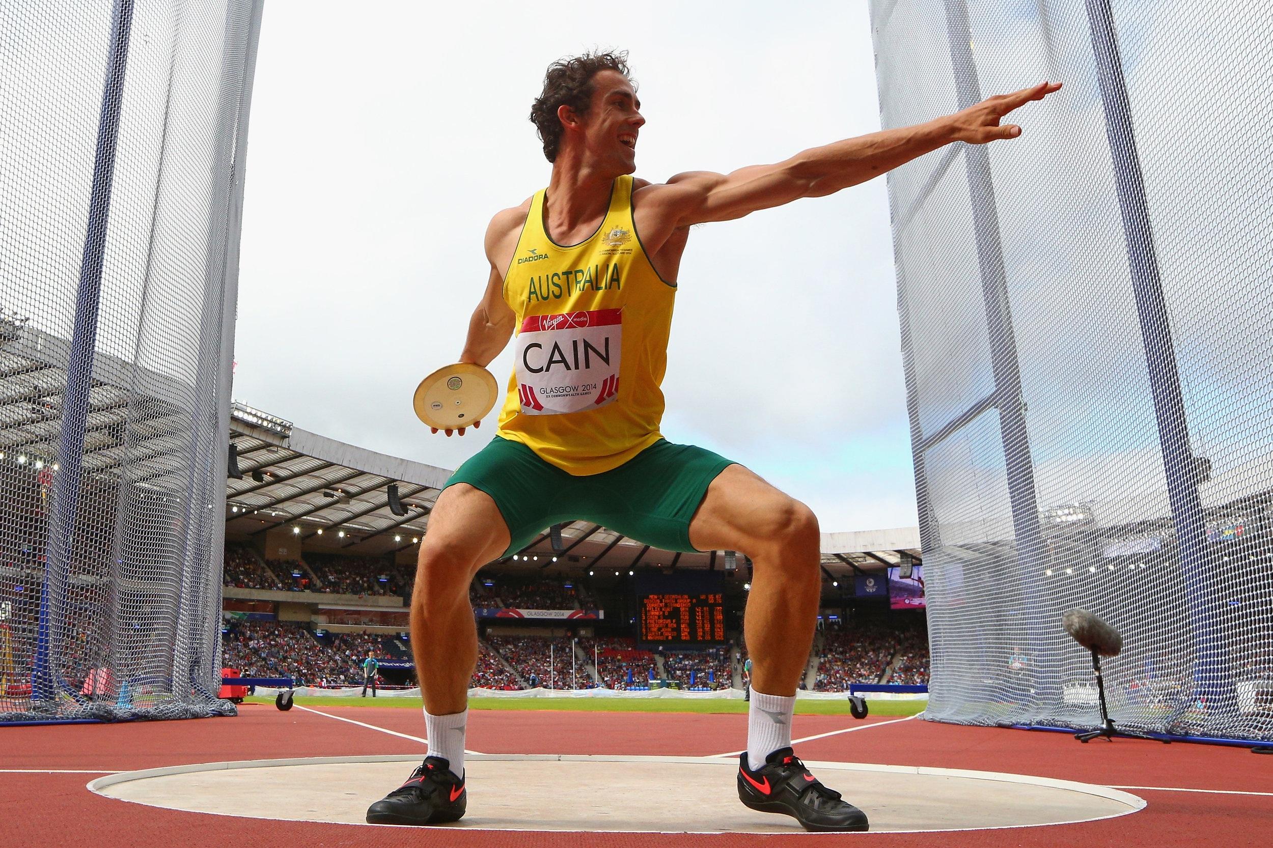STEVE CAIN - Head Coach of MULTUS Performance CoachingRepresentative at the 2014 Commonwealth GamesAthletics Australia National Junior CoachLearn more about Steve
