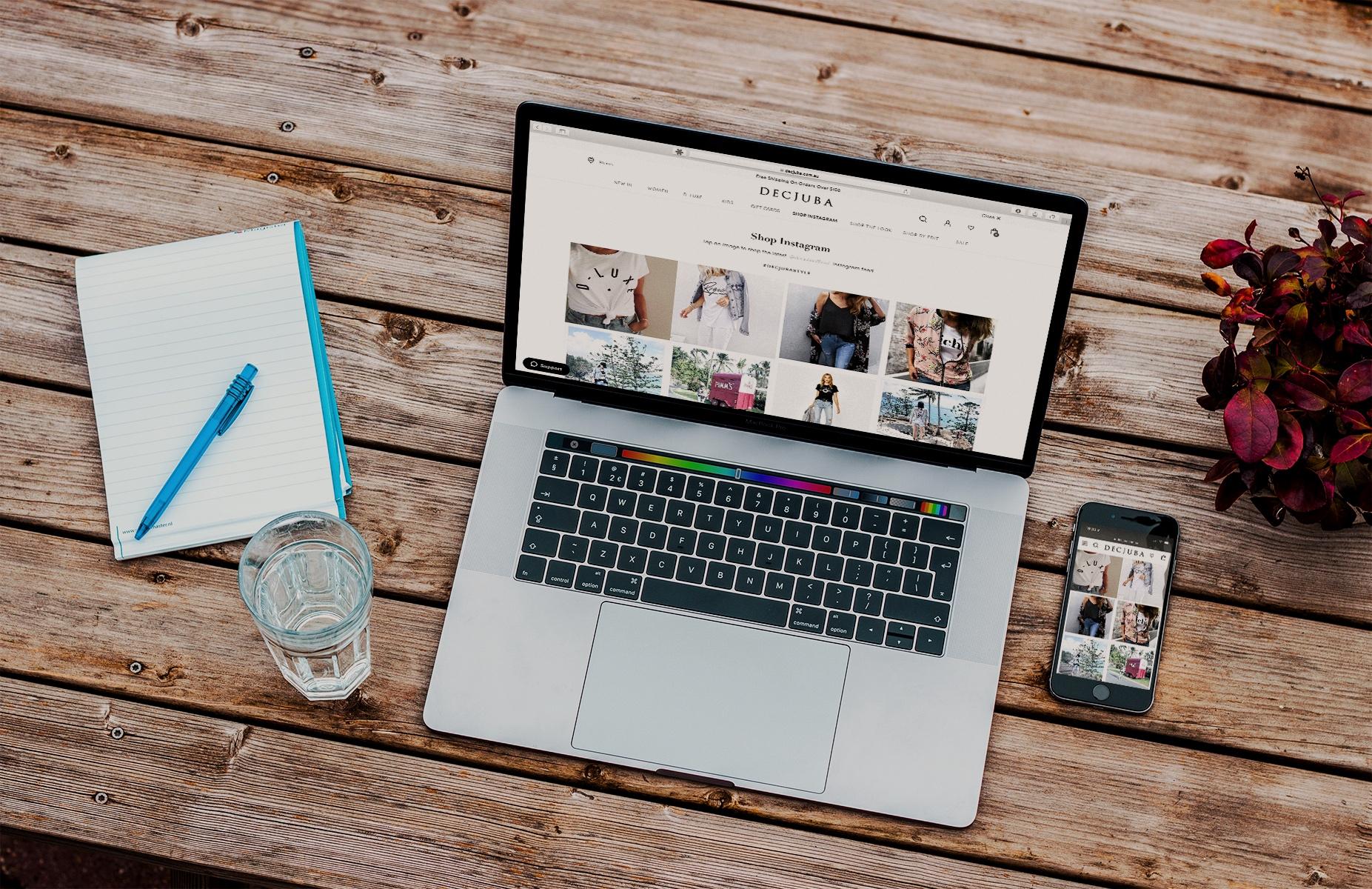 Connect Social Accounts