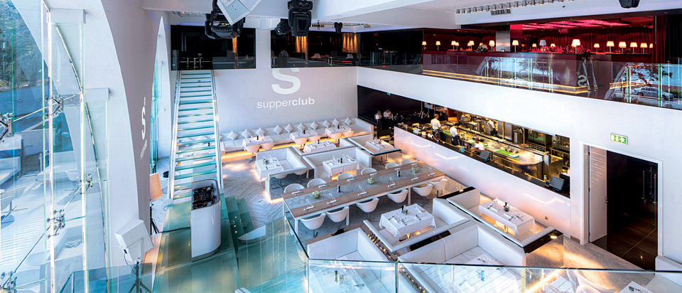 + SUPPER CLUB
