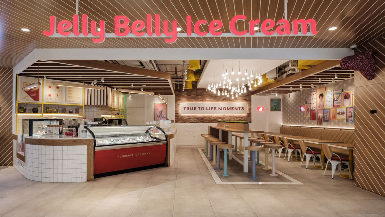 + JELLY BELLY DCC