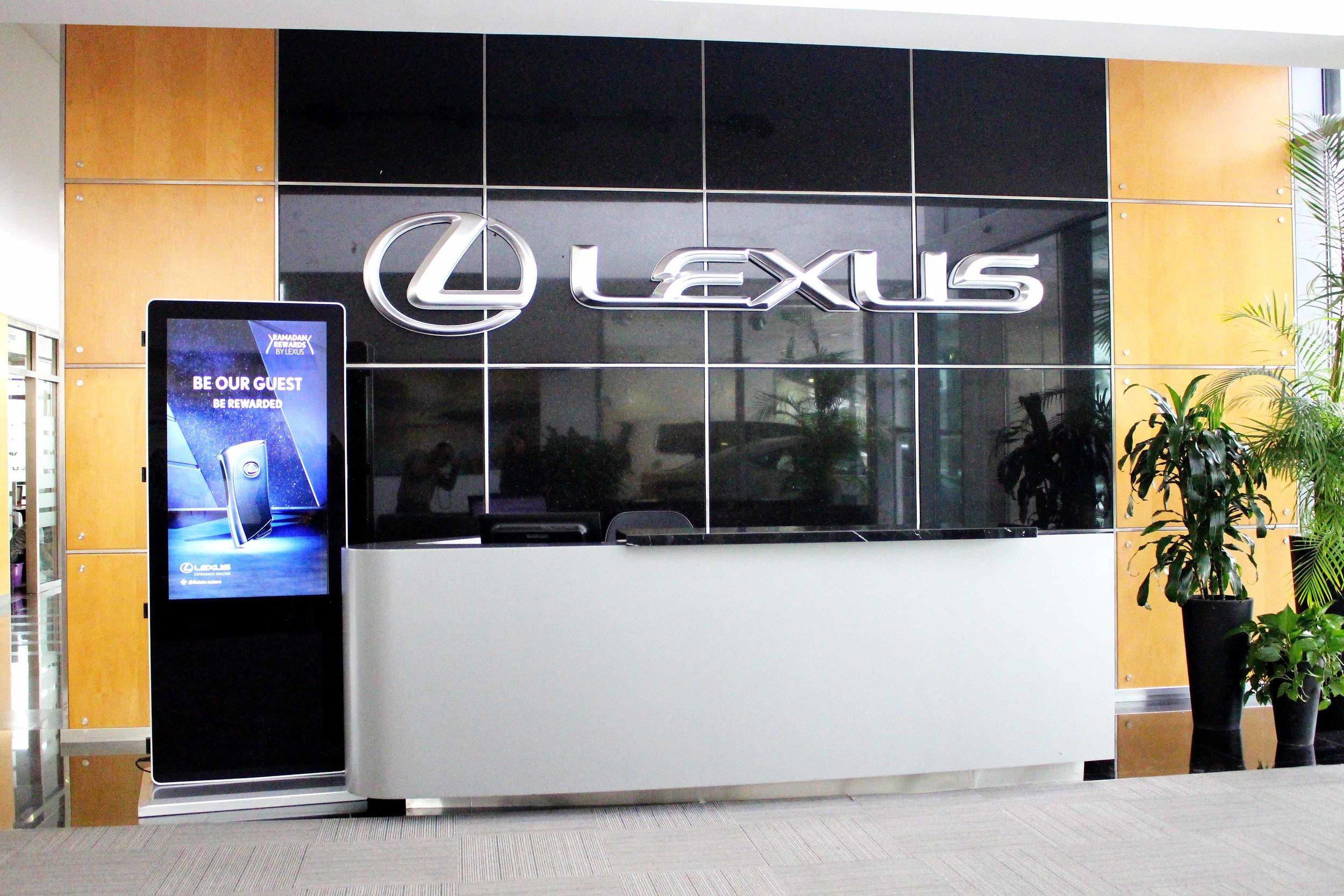 + LEXUS