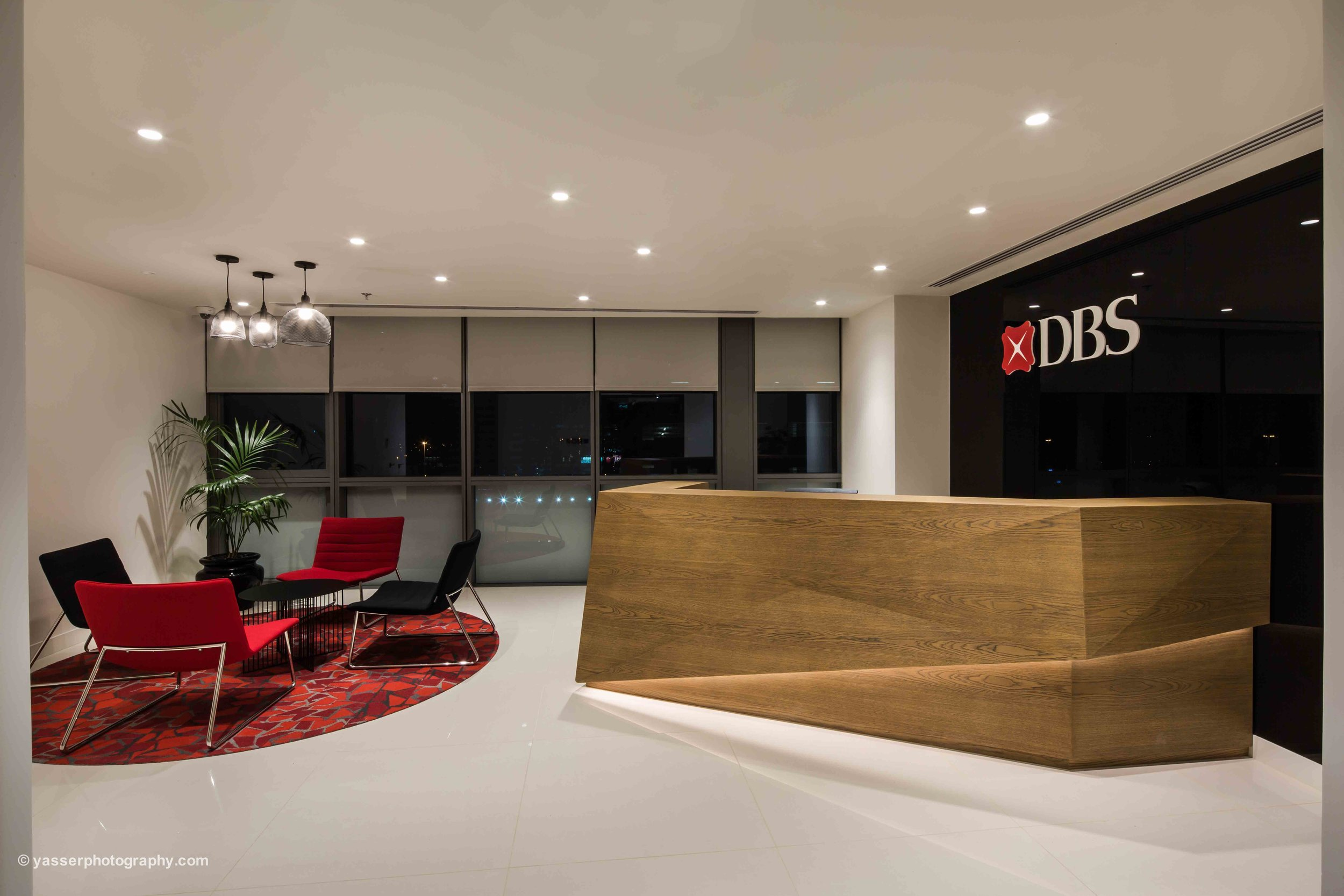 + DBS BANK