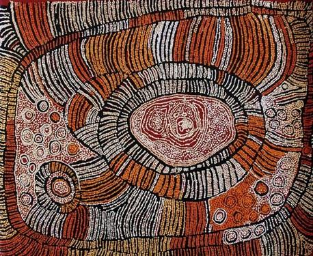 "Naatha - Untitled "" AENUNNA200966 SY ""  Untitled Acrylic on linen, 122 x 152 cm Price : 148.000 $GD each (last artist auction 230K)"