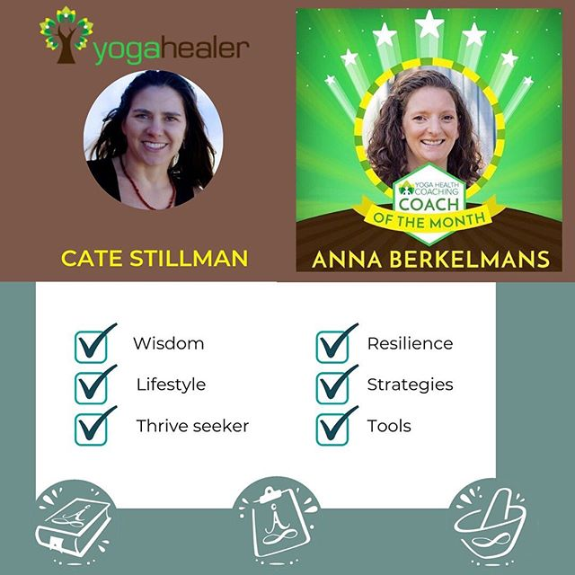 BEHIND THE SCENES health coaching.  I am celebrating my health coaching journey as I prepare to launch my next phase and share my new website 💕 💫Learn what inspired me to share ENDLESS POSSIBILITIES for your wish to come true! 🎙In this episode, Cate Stillman chats with Yoga Health Coach Anna Berkelmans, who shares her journey as a mentor, mother, coach, nurse and the importance of connection in community. *********** click link in BIO********. 📢Stay tuned to find out how Anna shares wisdom, tools and strategies from yoga, Ayurveda and habit change science.  #annaberkelmans #mindfulhabits #myayurvediclife #wisdomlifestyle #easefulliving #natureremedy #catestillman #intentionaltime #lissasandler #plantbasedremedies #hormonereset #dotjournaling #intermittentfastinglife #kitchensadhana
