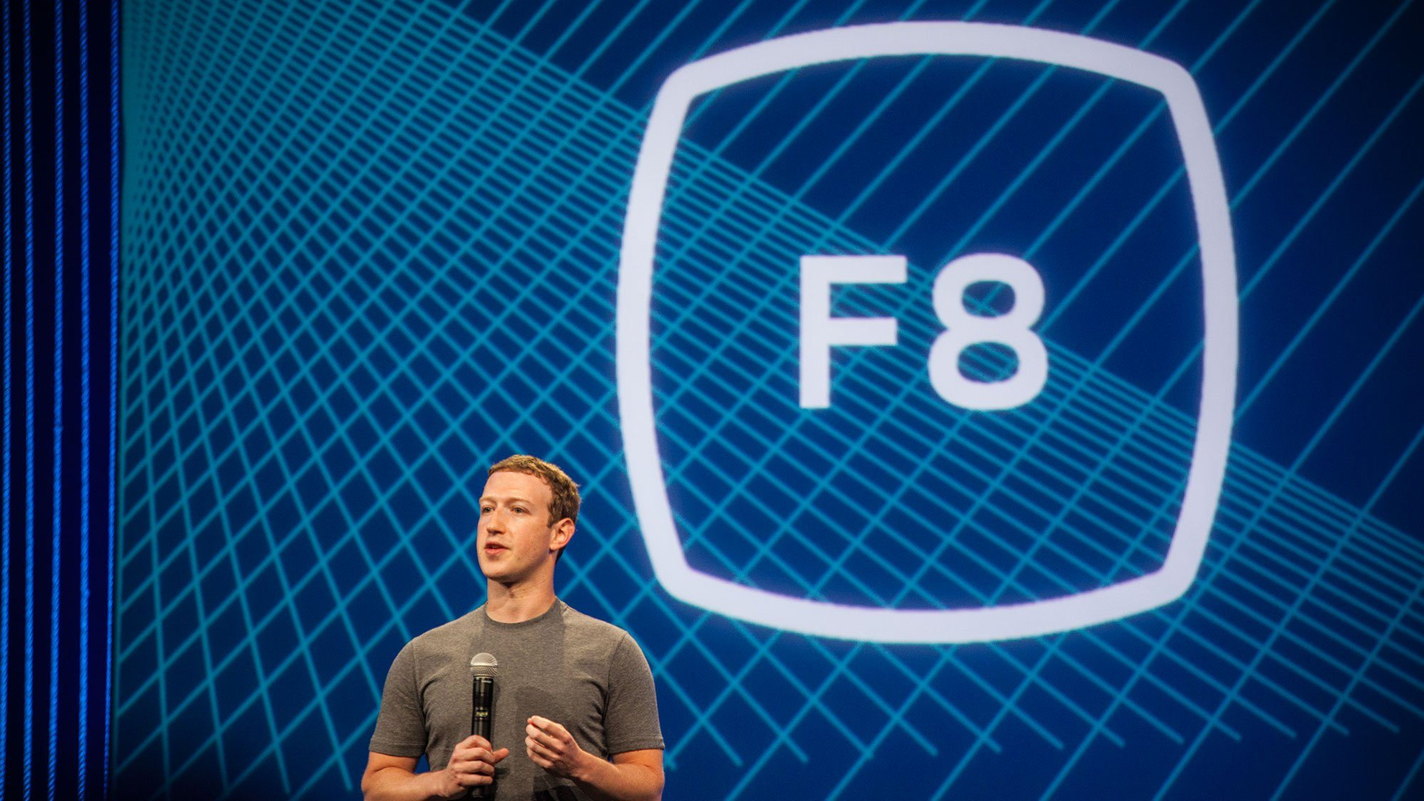 News from the F8 Conference about Facebook Messenger