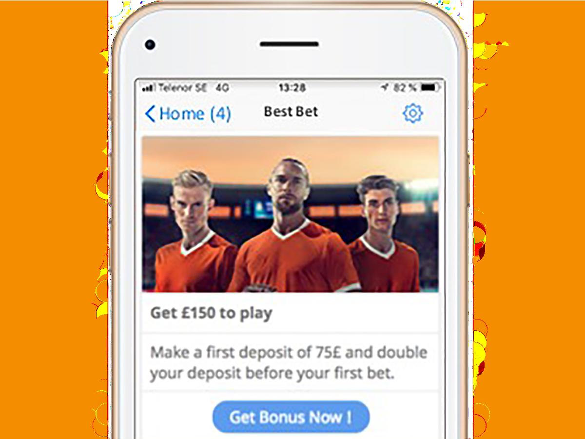 Chatbot för iGaming